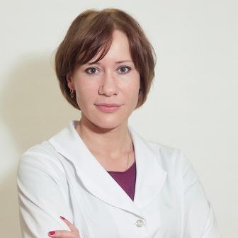Евдокимова Ольга Ливерьевна